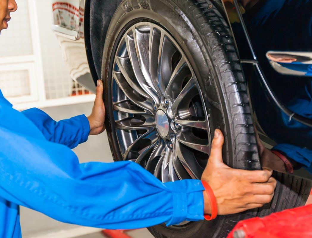 Tutto ciò che devi sapere sul cambio pneumatici invernali
