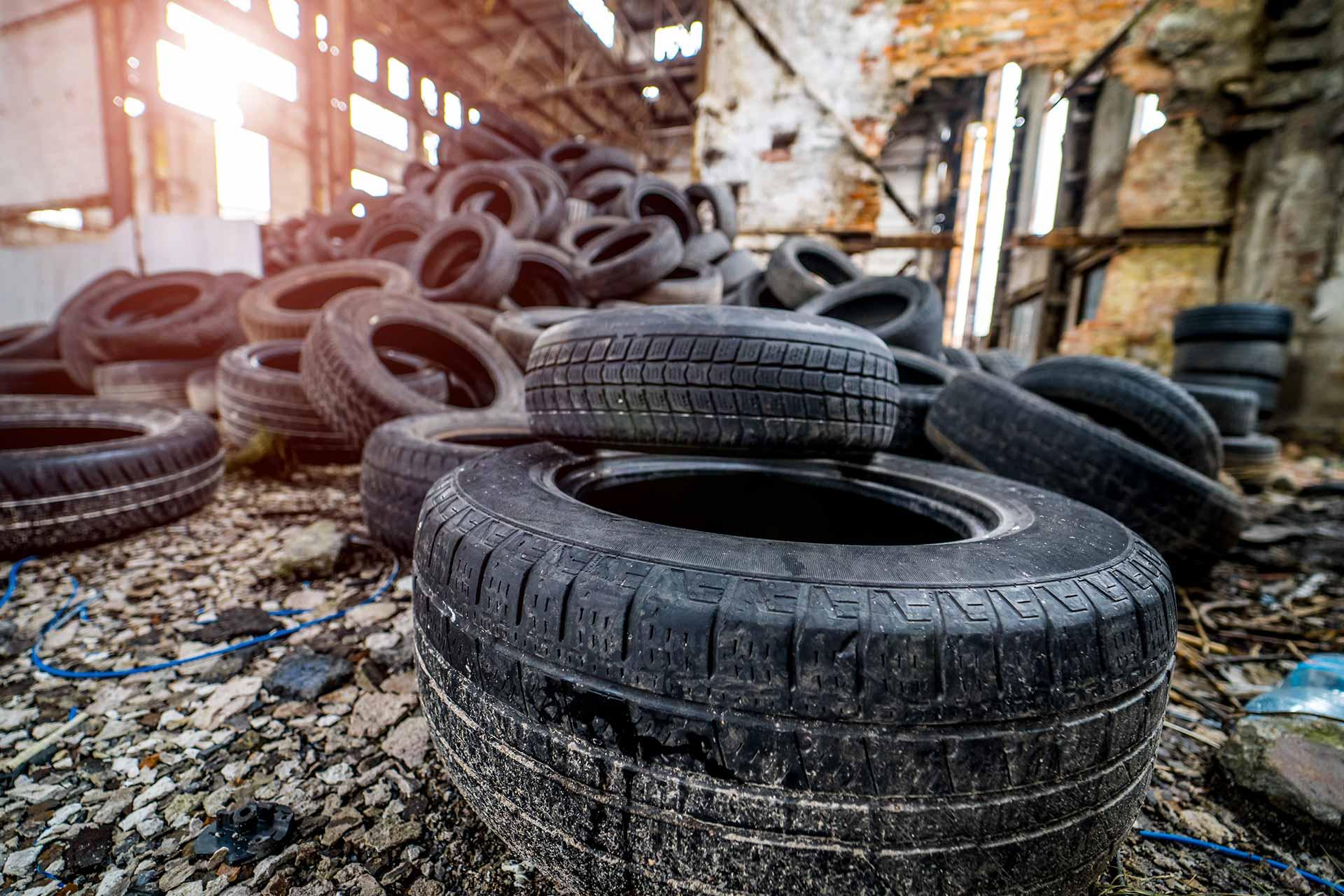 pneumatici ricostruiti e rigenerati
